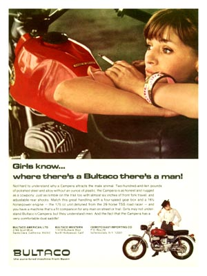 classic motorcycle manuals to bultaco