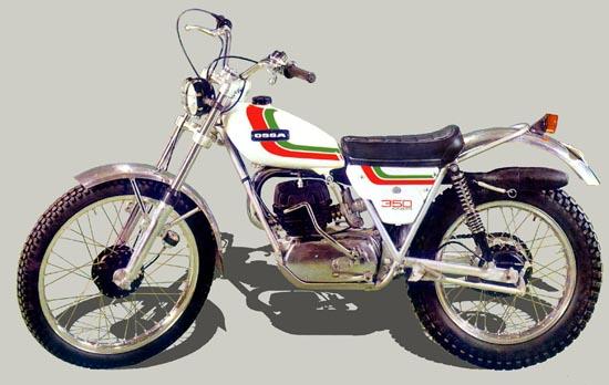 classic motorcycle trials - rare trials bikes part 2