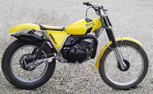 1000 images about Motos trial on Pinterest Trial bike