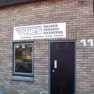 WES Walker Exhaust Silencers Workshop