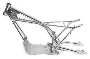 yamaha majesty frame kit